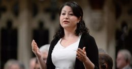 """Canada's Far-Left Muslim MP Who Called the Taliban """"Our Brothers"""" Loses Seat in Snap Election"""