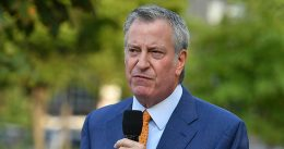 NY BLM Leader: De Blasio's 'Vaccine Mandate Is Racist and Specifically Targets Black New Yorkers'