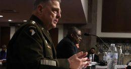 Pentagon Leaders Testify on Afghanistan Withdrawal [VIDEO]
