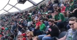 NASCAR Fans Chant 'F**k Joe Biden' During Race At Talladega Superspeedway [VIDEO]