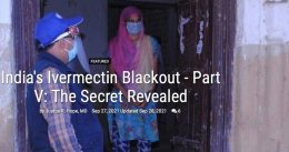 Watch: Dr. Campbell Reveals the Reason Behind India's Ivermectin Blackout