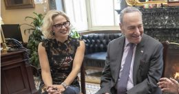Democrat Senator Sinema Goes Off On Party Leadership