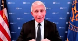 """Fauci on Vax Mandates: """"There Comes a Time When You Have to Give Up What You Consider Your Individual Right of Making Your Own Decision"""" (VIDEO)"""
