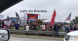 Joe Biden Greeted With 'Let's Go Brandon' (Not Really) Chants in Michigan [VIDEO]