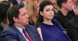 Gov. Ron DeSantis Announces That His Wife Has Breast Cancer: 'She Will Never, Never, Never Give Up'