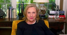 Hillary Clinton Said Her Upcoming Novel Marks Her 'Frst Foray into Fiction,' and Twitter is Having a Field Day