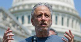 Jon Stewart Admits Trump Has 'Very Good Chance' in 2024