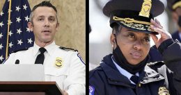 Capitol Police Officer Claims Acting Police Chief Lied to Congress About Jan 6