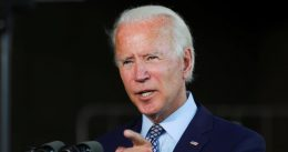 Biden Turns His Back On Reporters, Refuses To Answer Questions On Supply Chain Crisis