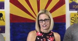 RED LINE: Kyrsten Sinema Stands Firm And Her Colleagues Are Furious