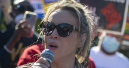 Alyssa Milano Arrested Outside White House, Demanding Biden Admin Address Voting Rights
